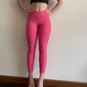 Outdooe Voices Hot Pink Warmup Legging